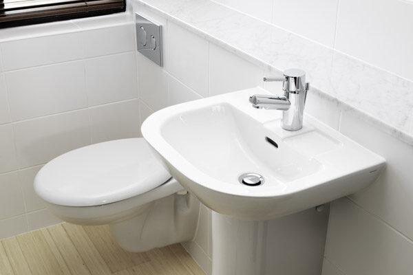 Sink Installed