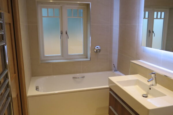 Bathroom Fitted