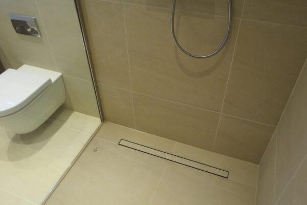 Shower Drainage Installation
