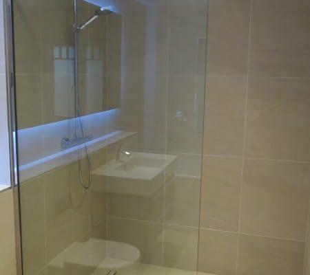 Wet Room Installations