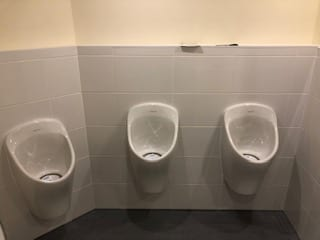 Urinal Installations