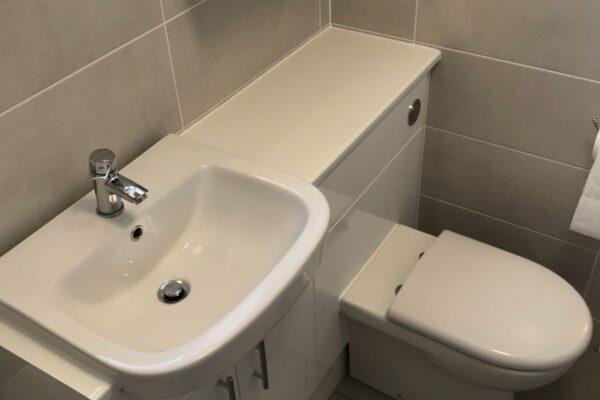 Atlanta Bathroom Furniture with Sink & Toilet Install